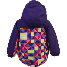 Color Kids Kurt Veste rembourrée Enfant, violet indigo